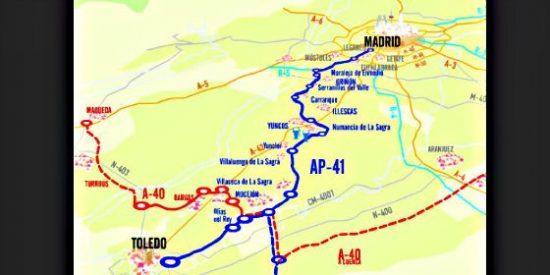 La autopista Madrid-Toledo es una infraestructura que costó un riñón y casi nadie usa