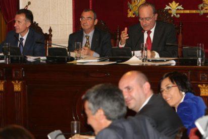 Unánime rechazo del Ayuntamiento de Málaga a las palabras de Sebastián