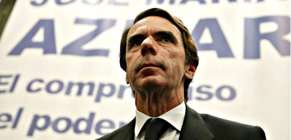 Las comidas indiscretas de Aznar se esconden tras el hartazgo de Rajoy