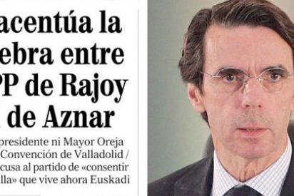 El Mundo y El País 'muerden' en la crisis interna del PP