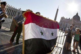 El Vaticano pide a Siria un alto el fuego sin condiciones previas