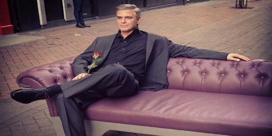 ¿Quiere pasar una una velada con George Clooney? ¡Por sólo 10 dólares puede conseguirlo!