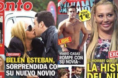 """Belén Esteban, enamorada del hombre que le salvó la vida y cabreada con sus compañeros: """"No me gustan las gilipolleces"""""""