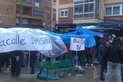 """El alcalde de Burgos dice que no da su """"brazo a torcer"""" por haber paralizado las obras"""