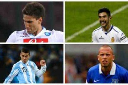 Las cuatro opciones a la defensa del Valencia