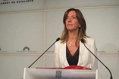 Una socialista catalana se pudo marcar unos viajes de aquí te espero...pagando con la tarjeta del Parlament