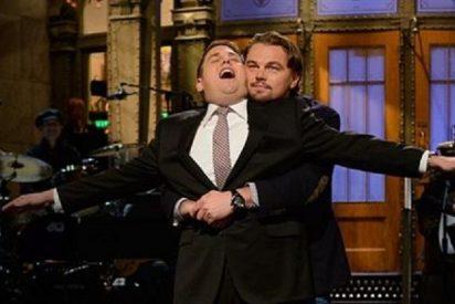 El curioso vídeo en el que Leonardo DiCaprio y Jonah Hill se chotean de 'Titanic'