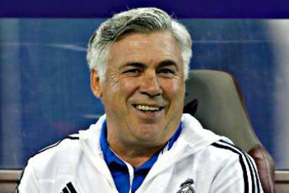 """Carlo Ancelotti: """"Tengo el culo a prueba de terremotos"""""""