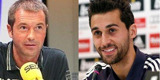 Manu Carreño acusa a Arbeloa de lesionar a Bale y éste se cachondea del periodista