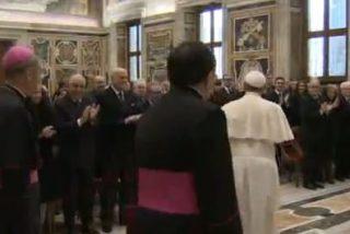 """Papa: """"La Casa Pontificia es de todos"""""""