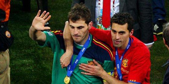 La selección española podría conseguir el indulto para el Racing