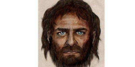 El cazador-recolector europeo tenía piel oscura y ojos azules