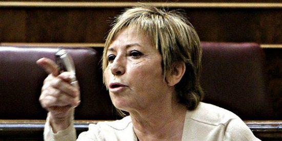 """Celia Villalobos a Rajoy sobre la ley del aborto: """"Pido libertad de voto"""""""