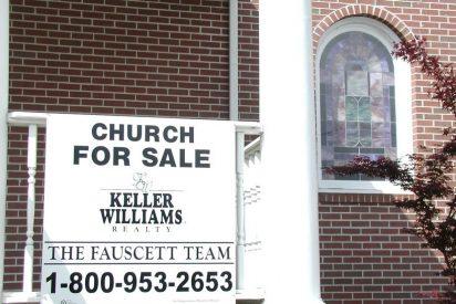 Se vende iglesia