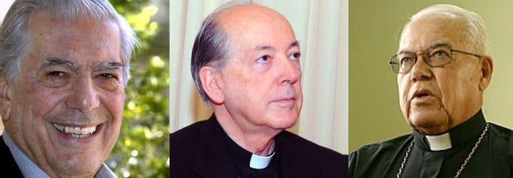 "Cardenal Cipriani replica a Vargas Llosa: ""No somos unos cavernarios"""