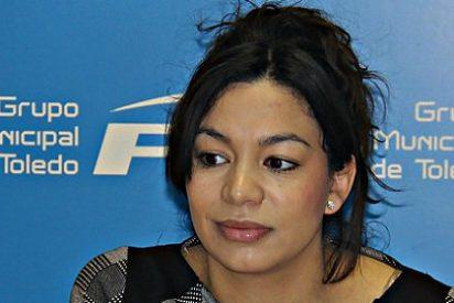 Claudia Alonso se perfila para ser candidata del PP a la alcaldía de Toledo