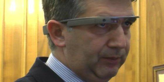 La Policía se 'arreglará' la vista: usará las Google Glass para patrullar e inspeccionar