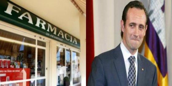 Bauzá se forra con su farmacia gracias a una 'cercana' residencia de ancianos en Marratxí