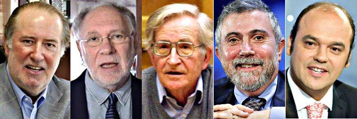 Las sombrías profecías de cinco gurús progres a los que Mariano Rajoy no hizo ni caso... afortunadamente