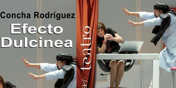 Concha Rodríguez traslada el síndrome de los enamorados cibernéticos, del teatro, al papel