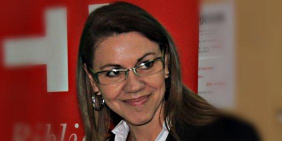 Alejo Vidal-Quadras se 'cuela' en el desayuno de María Dolores de Cospedal
