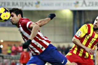 El Atlético de Madrid y el Barça empatan y el Real Madrid tiene la oportunidad de echárseles encima