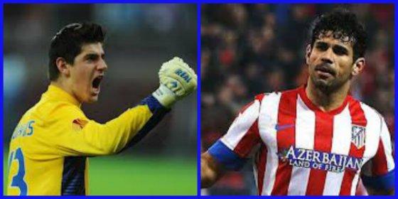 El Atlético negocia con el Chelsea
