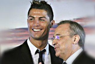 """Florentino Pérez: """"Ha ganado el mejor del mundo [Cristiano Ronaldo] y los madridistas estamos felices"""""""