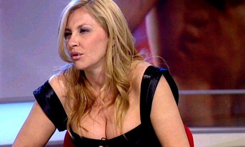 """Cristina Tárrega """"defiende"""" a Ortega Cano y en 'Sálvame' la crucifican: """"¿Qué pasaría si en el coche hubiese ido tu hijo? ¡Pelota!"""""""