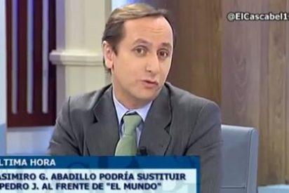 """Carlos Cuesta (El Mundo): """"Espero que Pedrojota no abandone el Grupo porque es el alma de ese periódico"""""""