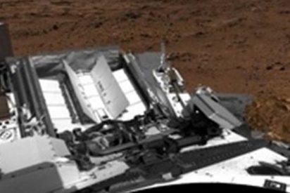 La NASA baraja nueva ruta para Curiosity ante el mal estado de sus ruedas