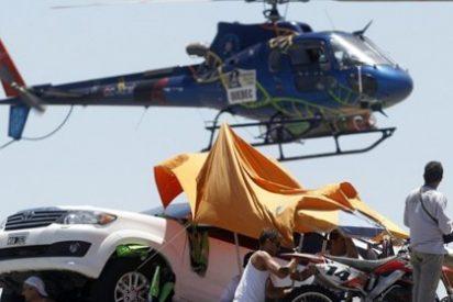 Mueren dos periodistas en el Rally Dakar