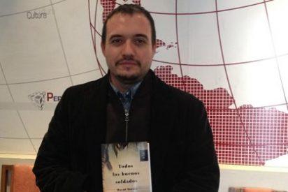 """David Torres: """"Con ZP yo escribía en El Mundo y en esta época 'mariana', en 'Público'"""""""