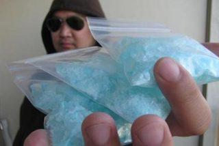 La mortífera metanfetamina azul de 'Breaking Bad' ya está en el mercado negro