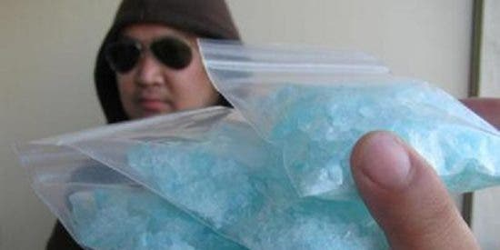 La mortífera metanfetamina azul de 'Breaking Bad' ya está en el mercado negro