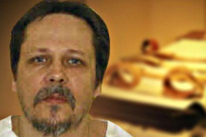 El asesino y violador ejecutado en Ohio jadeó durante 10 minutos antes de morir