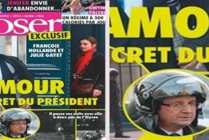 La gente se pone como una moto para comprar el casco de Hollande, y la web se forra