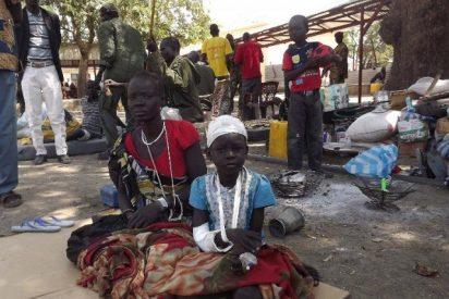 """Obispo de Sudán del Sur: """"Estamos en una zona de guerra"""""""