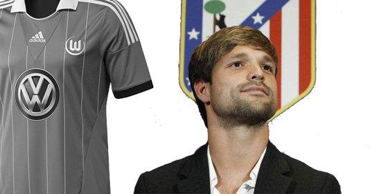 Su fichaje por el Atlético ya es una realidad