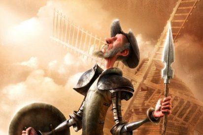 San Don Quijote, ora pro nobis