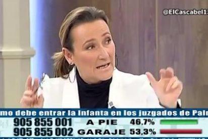 """Isabel Durán: """"Zapatero en 2010 se tragó el desayuno de oración de Obama y su inquina antirreligiosa"""""""