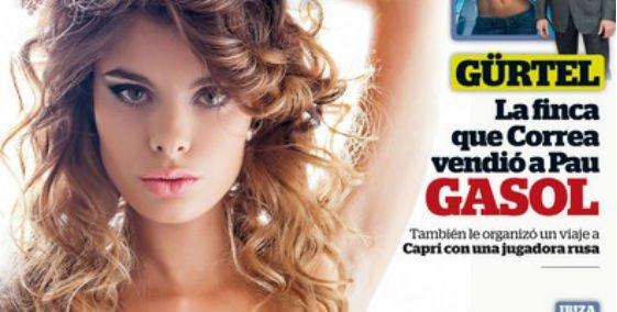 Las ventajas de salir con 'Paquirrín': su última ex se desnuda en 'Interviú' y lo pone fino