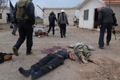 Los terroristas de Al Qaeda secuestran en Siria a cinco 'Médicos sin Fronteras'