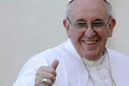"""Mensaje en el contestador: """"Soy el papa Francisco; a ver si más tarde puedo llamar"""""""