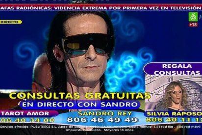 Los ocho videntes que enganchan cada noche a más pardillos en las teles españolas