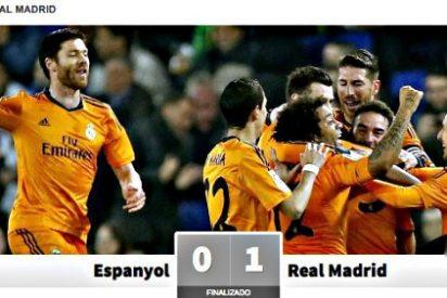 Pepe vuelve a utilizar la cabeza por el bien del Real Madrid y aprieta la Liga