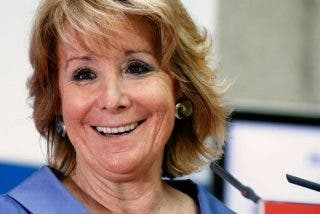 Esperanza Aguirre pide un giro del PP: