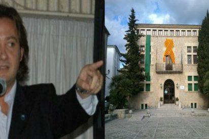 """Círculo Balear tilda de """"esquizofrénico"""" al PP por dejar que ondee la señera en los edificios consistoriales de Palma y Artá"""