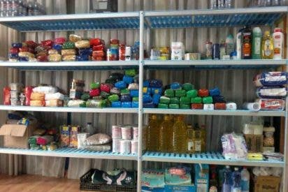 Mensajeros de la Paz abre un nuevo comedor en Villaverde