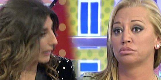 """La nueva bronca entre Belén Esteban y Paz Padilla: """"¿Hablo yo de tu novio o saco el Código Penal?"""""""